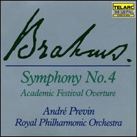 Symphony 4 - Royal Philharmonic Orchestra; André Previn (conductor)