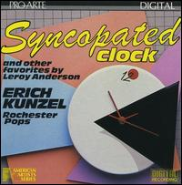 Syncopated Clock - Erich Kunzel/Cincinnati Pops