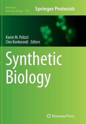 Synthetic Biology - Polizzi, Karen M (Editor), and Kontoravdi, Cleo (Editor)