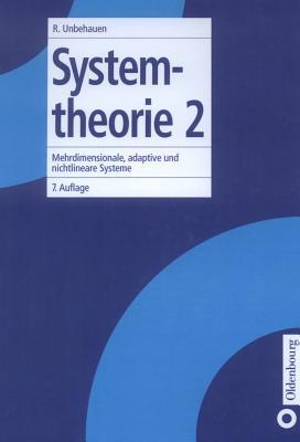 Systemtheorie 2 - Unbehauen, Rolf