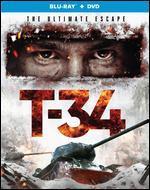T-34 [Blu-ray/DVD]]