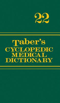 Taber's Cyclopedic Medical Dictionary (Deluxe Gift Edition Version) - Venes, Donald, MD