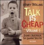 Talk Is Cheap, Vol. 1
