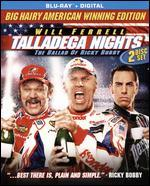 Talladega Nights: The Ballad of Ricky Bobby [Blu-ray] [2 Discs]