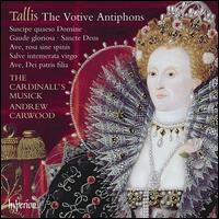 Tallis: The Votive Antiphons - Ben Alden (tenor); Benjamin Davies (bass); Daniel Auchincloss (tenor); David Gould (alto); Julie Cooper (soprano);...