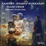 Taneyev, Rimsky-Korsakov: Piano Trios