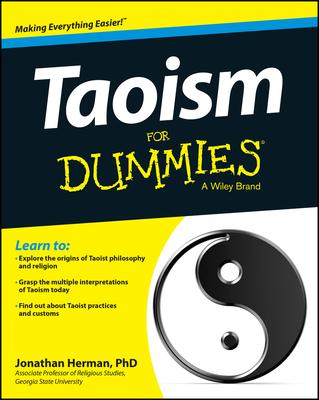 Taoism for Dummies - Herman, Jonathan, Dr.