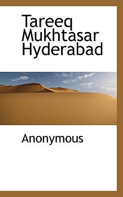 Tareeq Mukhtasar Hyderabad - Anonymous