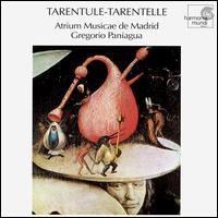 Tarentule-Tarentelle - Atrium Musicae de Madrid; Gregorio Paniagua (conductor)