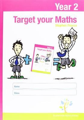 Target Your Maths Year 2 Workbook - Pearce, Stephen