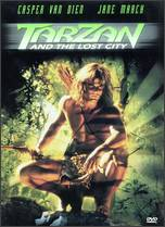 Tarzan and the Lost City - Carl Schenkel