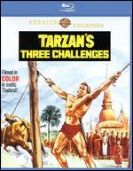 Tarzan's Three Challenges [Blu-ray] - Robert Day; Robert Mahoney