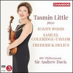 Tasmin Little Plays Haydn Wood, Samuel Coleridge-Taylor, Frederick Delius