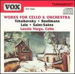 Tchaikovsky, Boellmann, Lalo, Saint-Saëns: Works for Cello & Orchestra