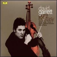 Tchaikovsky, Jules Conus: Violin Concertos - David Garrett (violin); Russian National Orchestra; Mikhail Pletnev (conductor)