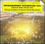 Tchaikovsky: Ouverture 1812; Capriccio italien; Marche slave