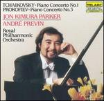 Tchaikovsky: Piano Concerto No. 1; Prokofiev: Piano Concerto No. 3