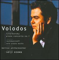 Tchaikovsky: Piano Concerto No. 1; Rachmaninoff: Solo Piano Works - Arcadi Volodos (piano); Berlin Philharmonic Orchestra; Seiji Ozawa (conductor)