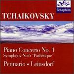 """Tchaikovsky: Piano Concerto No. 1; Symphony No. 6 """"Pathétique:"""