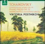 Tchaikovsky: Piano Pieces, Op. 72; Impromptu