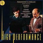 Tchaikovsky & Sibelius: Violin Concertos; Dvor�k: Romance
