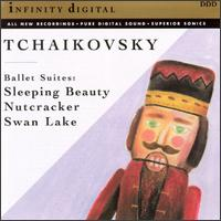 Tchaikovsky: Sleeping Beauty; Nutcracker; Swan Lake -