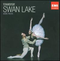 Tchaikovsky: Swan Lake - Douglas Cummings (cello); Ida Haendel (violin); London Symphony Orchestra; André Previn (conductor)