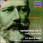 Tchaikovsky: Symphony No. 5; Swan Lake Suite - Chicago Symphony Orchestra; Georg Solti (conductor)