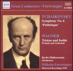 "Tchaikovsky: Symphony No. 6 ""Pathétique"", Wagner: Tristan und Isolde (Prelude & Liebestod)"