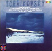 "Tchaikovsky: Symphony No. 6 (""Pathétique"") - Chicago Symphony Orchestra; James Levine (conductor)"