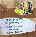 Tchaikovsky: The Symphonies - Russian National Orchestra; Mikhail Pletnev (conductor)