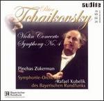 Tchaikovsky: Violin Concerto; Symphony No. 4