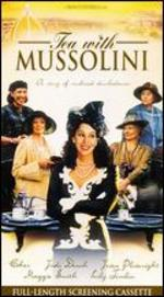 Tea With Mussolini [French]