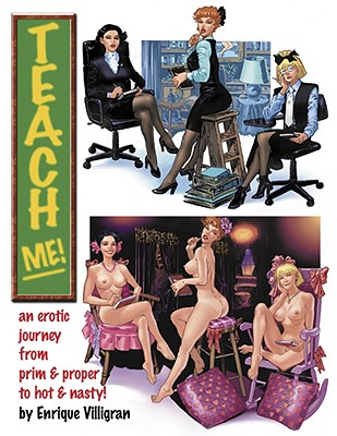 Teach Me: An Erotic Journey -