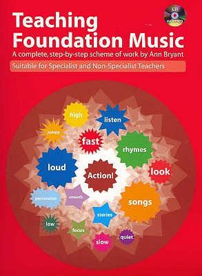 Teaching Foundation Music - Bryant, Ann
