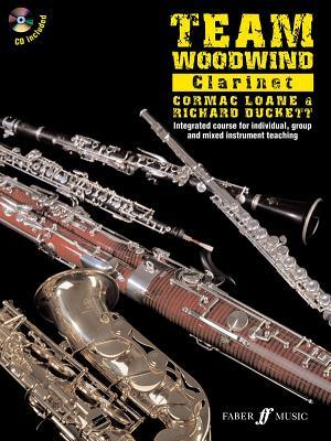 Team Woodwind: Clarinet - Duckett, Richard, and Loane, Cormac