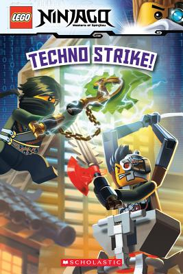 Techno Strike! - Howard, Kate (Adapted by)