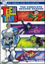 Teen Titans: Season 02