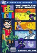 Teen Titans: The Complete First Season [2 Discs]