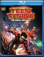 Teen Titans: The Judas Contract [Blu-ray]