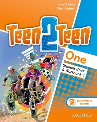 Teen2teen: One: Student Book and Workbook with CD-ROM -