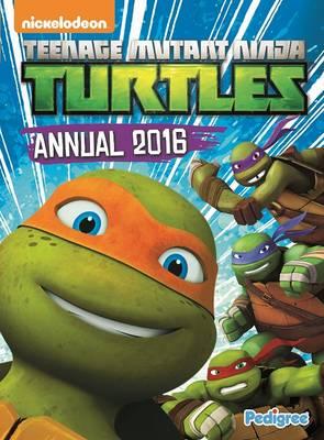 Teenage Mutant Ninja Turtles Annual 2016 -