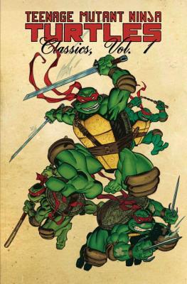 Teenage Mutant Ninja Turtles Classics Volume 1 - Dooney, Michael, and Eastman, Kevin, and Zulli, Michael