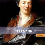 Telemann: 6 Paris Quartets