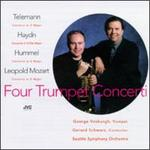 Telemann: Concerto in D major/Haydn: Concerto in E flat major/Hummel: Concert in E major/Mozart: Concert in D major