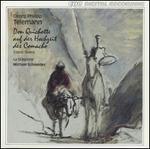 Telemann: Don Quichotte auf der Hochzeit des Camacho