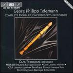 Telemann: Double Concertos with recorder