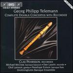 Telemann: Double Concertos with recorder
