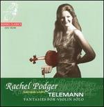 Telemann: Fantasies for Violin Solo