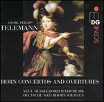 Telemann: Horn Concertos and Overtures